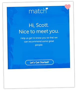 match.com Questionnaire