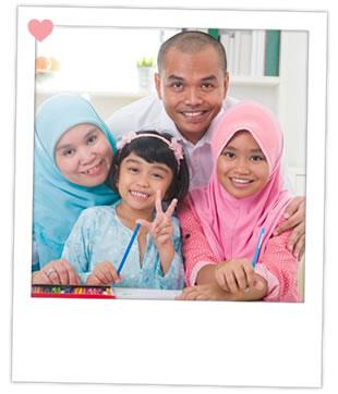 Muslim Family Life