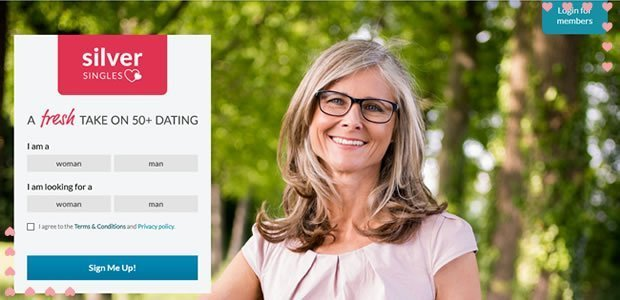 Free online dating sites for people over 50