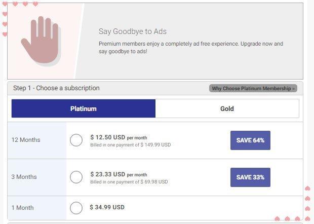 BrazilCupid platinum
