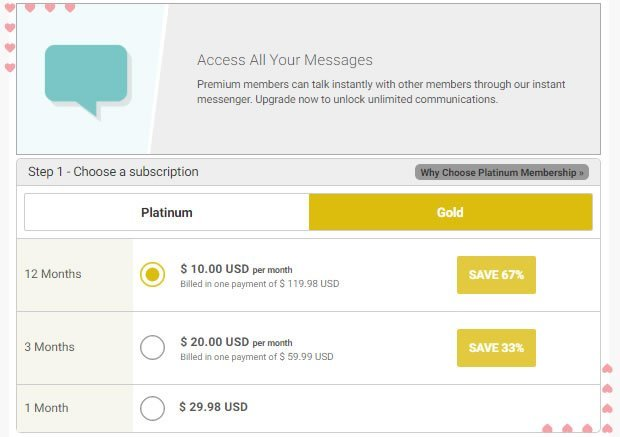 DominicanCupid Gold Membership