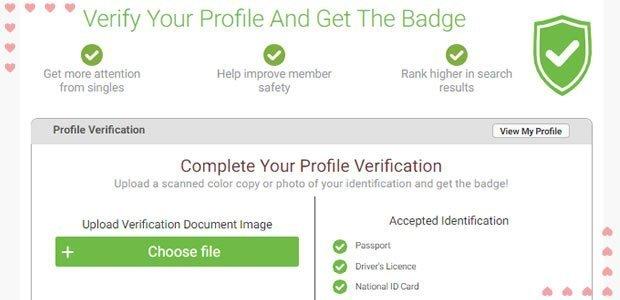 Verified Badges