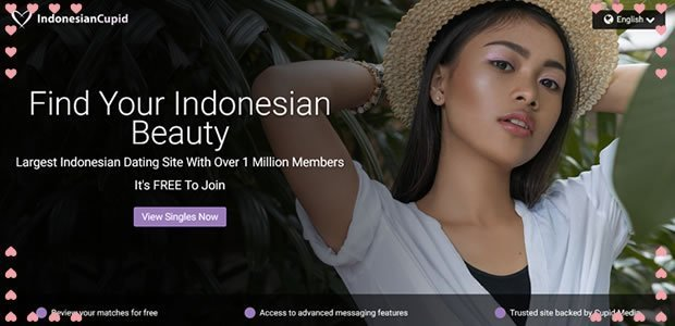 Indonesian Cupid reviews