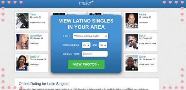 Match.com Latino