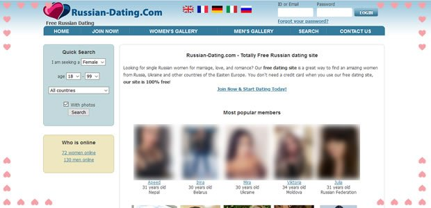 Russian Dating.com