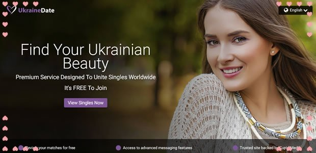 #1 Ukrainian Dating Site