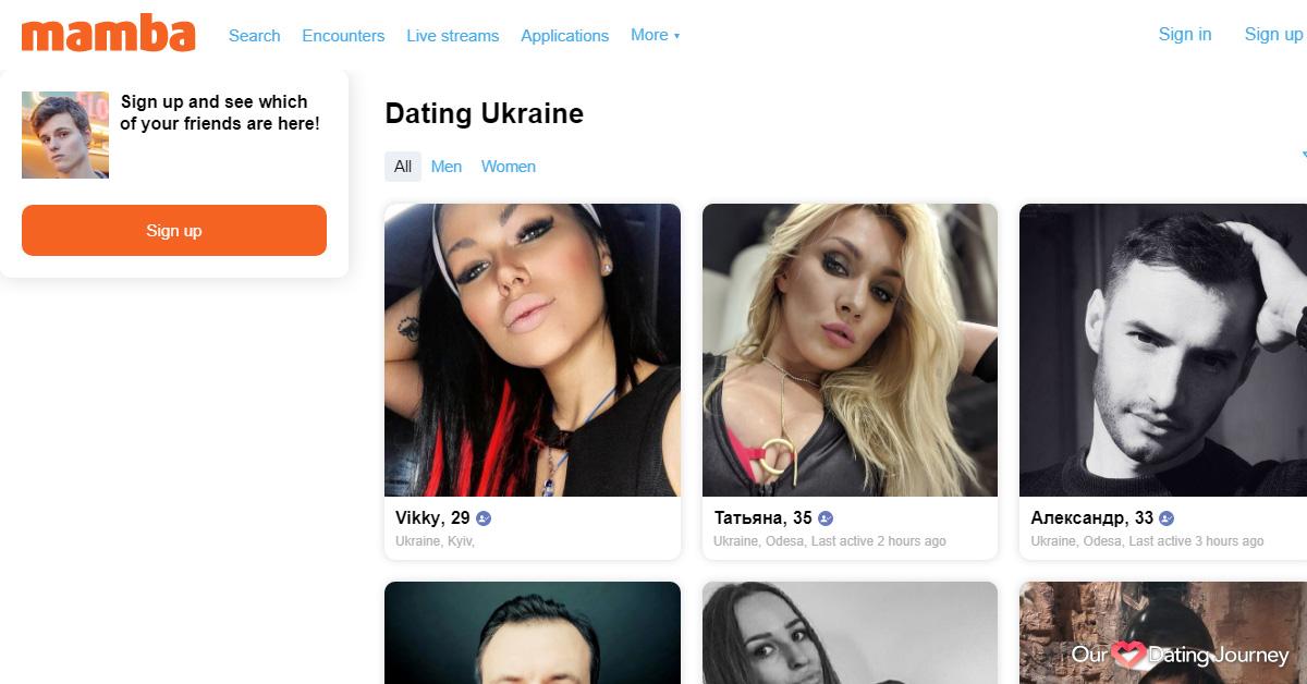 Mamba Ukraine