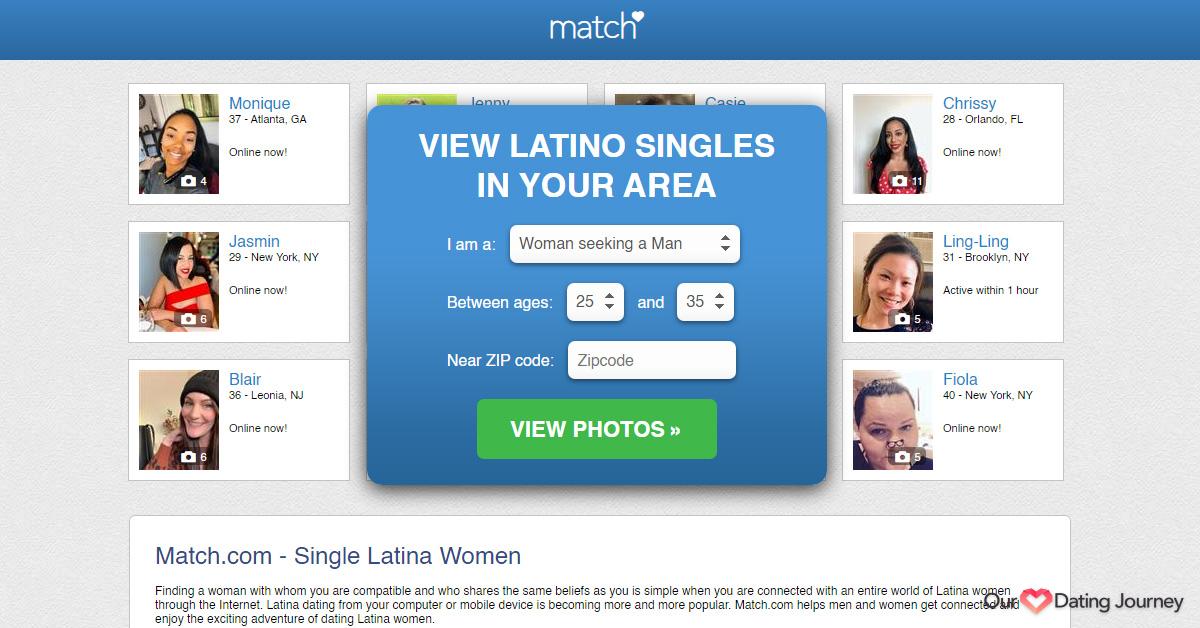 Match.com - Latins