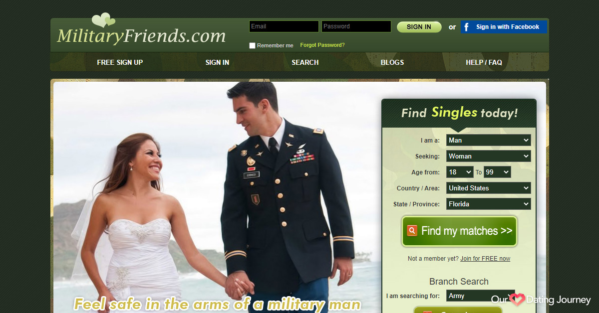 military passions dating site