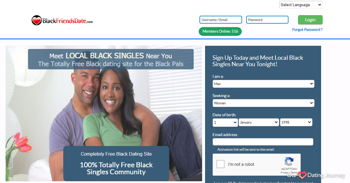 top 10 free black dating sites