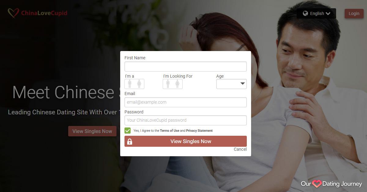 ChinaLoveCupid SignUp