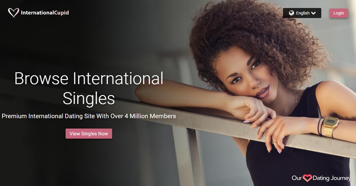 InternationalCupid Home Page