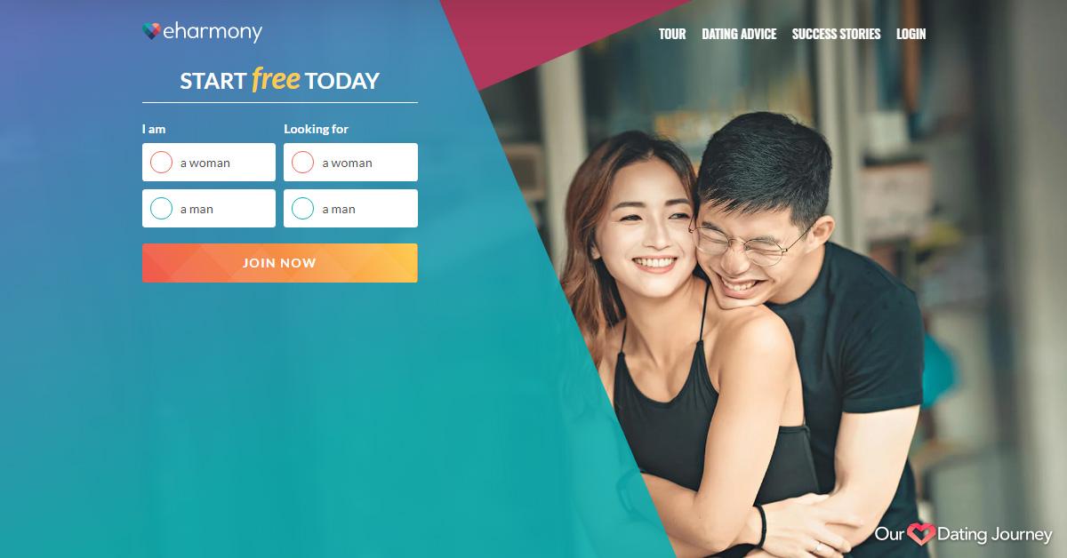 eharmony Asian dating