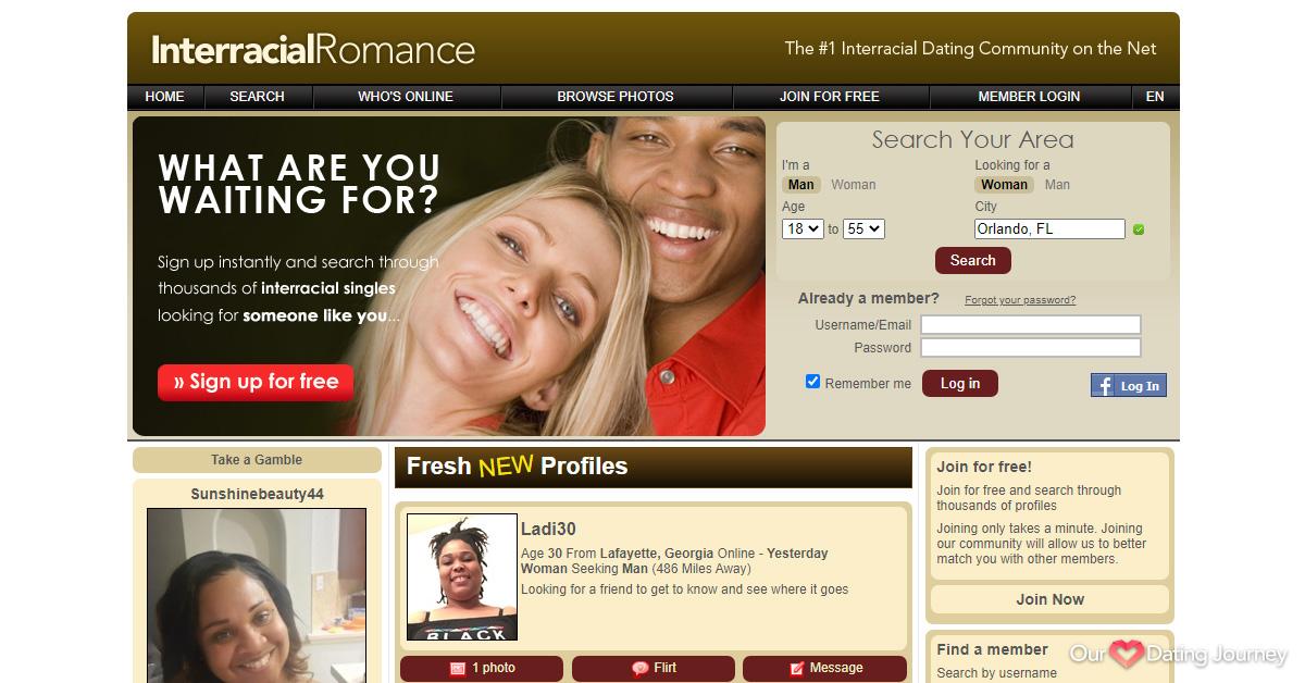 interracialromance website