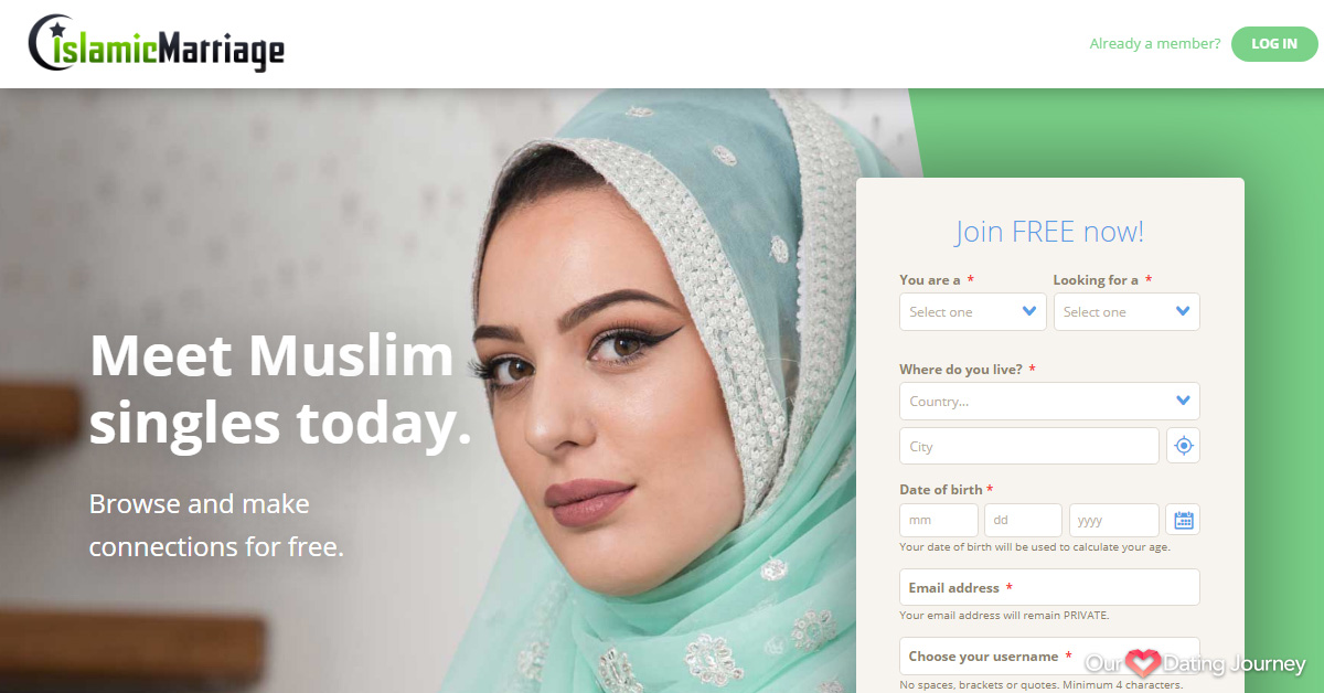 Islamic Marriage home page