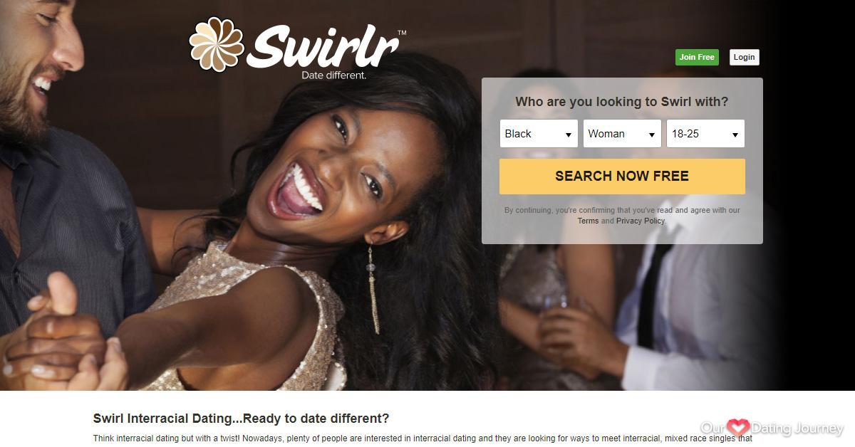 Swirlr website