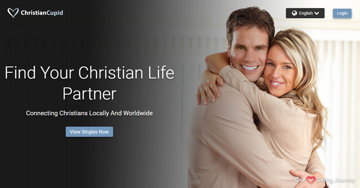 christiancupid website