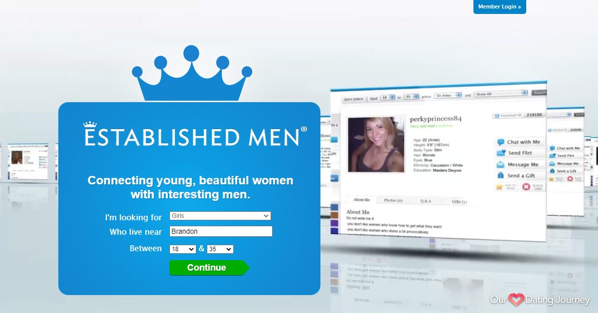 established men website