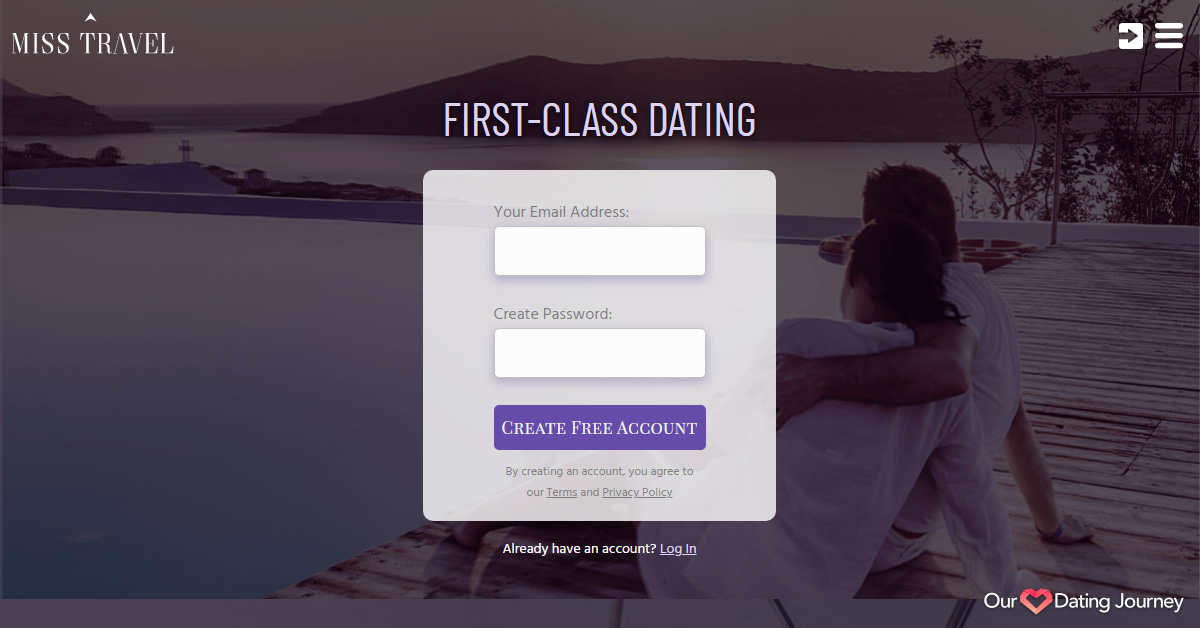 miss travel website