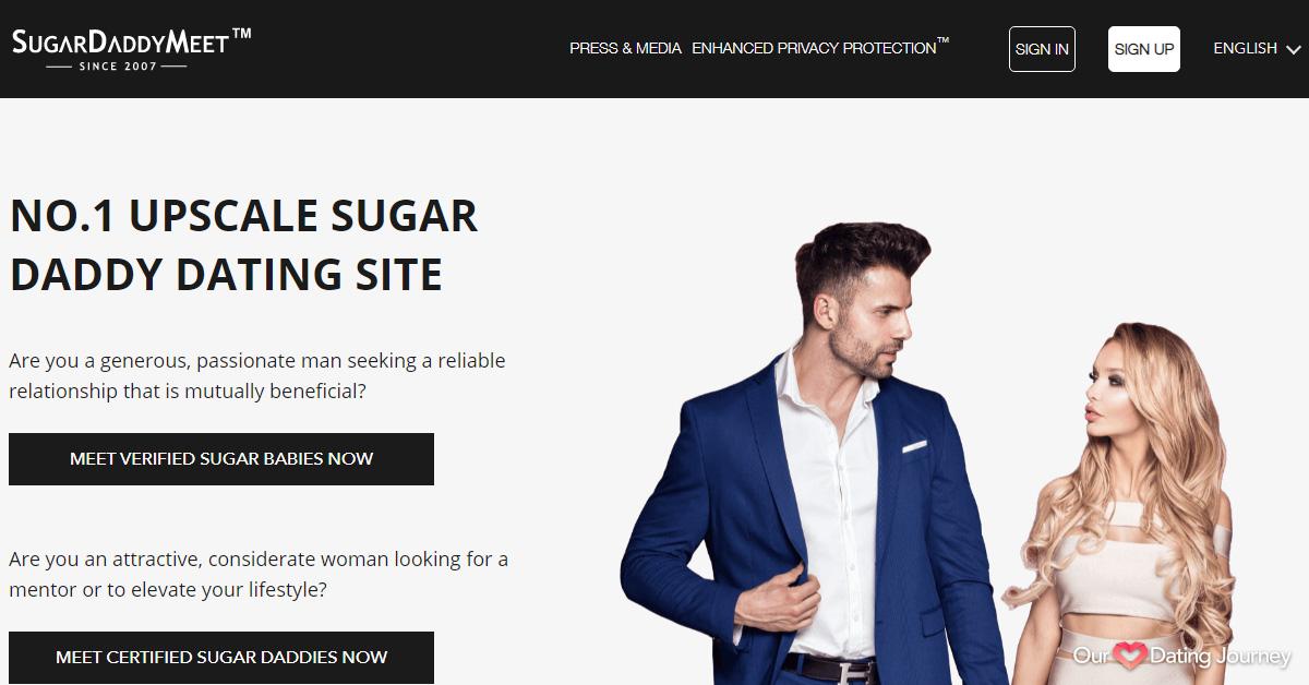 Sugardaddymeet website